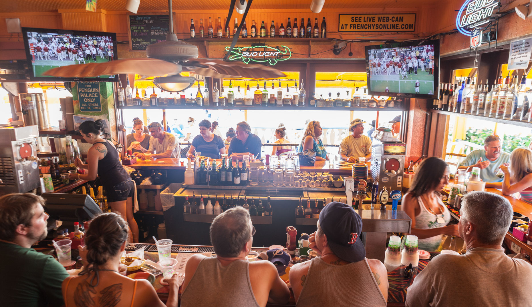 beach bar, shot by Steven P. Widoff, editorial, lifestyle and advertising commercial photographer in Tampa, Florida.