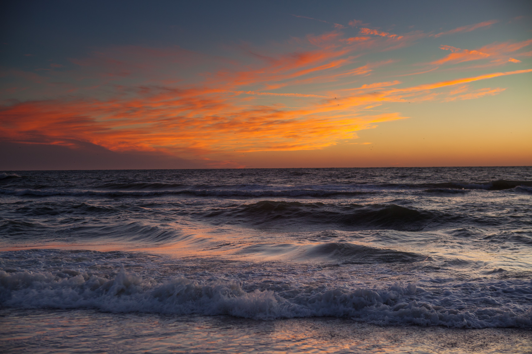 beach sunset, shot by Steven P. Widoff, editorial, lifestyle and advertising commercial photographer in Tampa, Florida.